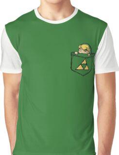 Legend of Zelda - Pocket Link Graphic T-Shirt