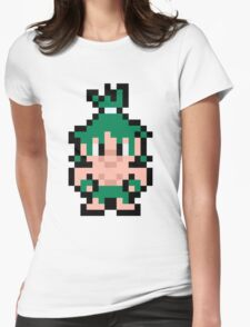 Pixel Joe Womens Fitted T-Shirt
