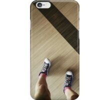 fun e feet iPhone Case/Skin