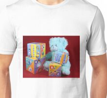 Teddy at Play Unisex T-Shirt