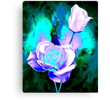 Rose Buds Canvas Print