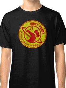 Hitchhiker's Guide Classic T-Shirt