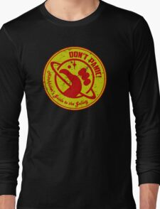 Hitchhiker's Guide Long Sleeve T-Shirt