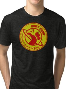 Hitchhiker's Guide Tri-blend T-Shirt