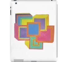 Spacey Flower Power iPad Case/Skin