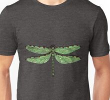 Red Spotted Dragonfly Unisex T-Shirt