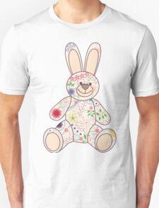 Vintage bunny toy Unisex T-Shirt
