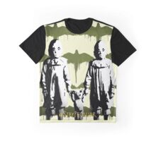 The Twin stay peculiar Graphic T-Shirt