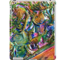 Texture Twist and Shout iPad Case/Skin