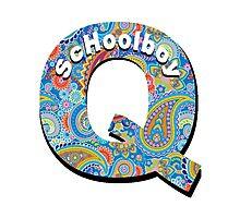ScHoolboy Q - Paisley Photographic Print