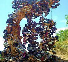The Shoe Tree by Lani Chipman