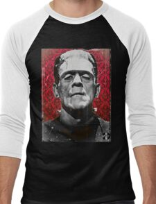 Frankenstein's monster Men's Baseball ¾ T-Shirt