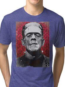 Frankenstein's monster Tri-blend T-Shirt