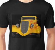 Yellow Classic-1934 Ford T-Shirt