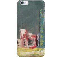 Deserted Desert Buildings iPhone Case/Skin