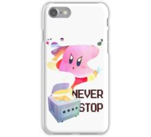 GameCube Tribute - Kirby iPhone Case/Skin