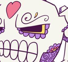 Weezing Popmuerto | Pokemon & Day of The Dead Mashup Sticker