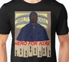 Luke Cage Hero For Hire Unisex T-Shirt