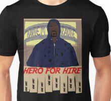 Luke Cage Hero For Hire Unisex T-Shirt