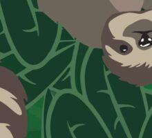 Life of Sloth Sticker