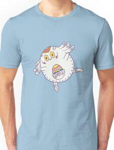 Chansey Popmuerto | Pokemon & Day of The Dead Mashup Unisex T-Shirt