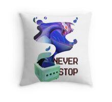 GameCube Tribute - Pokemon Throw Pillow