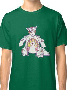 Kangaskhan Popmuerto | Pokemon & Day of The Dead Mashup Classic T-Shirt