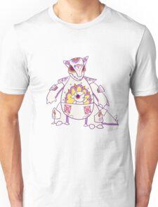 Kangaskhan Popmuerto | Pokemon & Day of The Dead Mashup Unisex T-Shirt