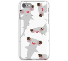 Cute Hammerhead Sharks iPhone Case/Skin