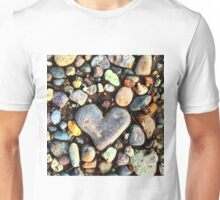 Hearts Rock Unisex T-Shirt