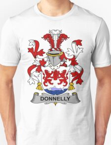 Donnelly Coat of Arms (Irish) T-Shirt