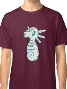 Horsea Popmuerto | Pokemon & Day of The Dead Mashup Classic T-Shirt