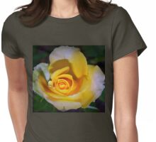 Uplifting Womens Fitted T-Shirt