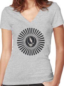 Dead, Dead, Dead Women's Fitted V-Neck T-Shirt