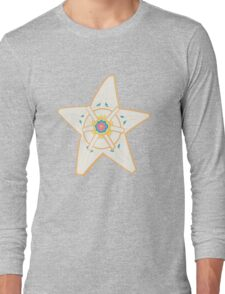 Staryu Popmuerto | Pokemon & Day of The Dead Mashup Long Sleeve T-Shirt