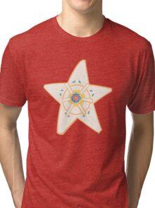 Staryu Popmuerto | Pokemon & Day of The Dead Mashup Tri-blend T-Shirt