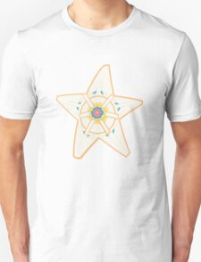 Staryu Popmuerto | Pokemon & Day of The Dead Mashup Unisex T-Shirt