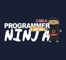 programmer : i am a programmer. i am like a ninja One Piece - Long Sleeve