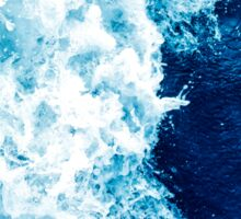 Water splash Sticker