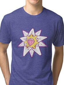 Starmie Popmuerto | Pokemon & Day of The Dead Mashup Tri-blend T-Shirt
