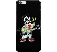 Bart Joins KISS iPhone Case/Skin