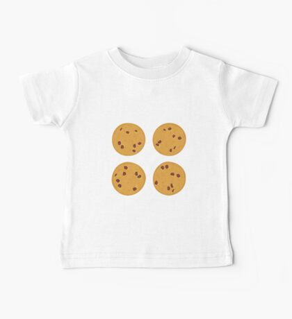Yummy Chocolate Cookies Baby Tee