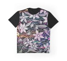 Summers Night Graphic T-Shirt
