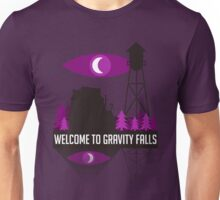 Welcome to Gravity Falls Unisex T-Shirt