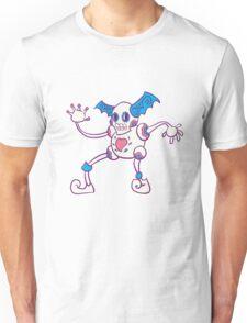 Mr. Mime Popmuerto   Pokemon & Day of The Dead Mashup Unisex T-Shirt