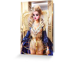 Queen WIllow Greeting Card