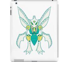 Scyther Popmuerto | Pokemon & Day of The Dead Mashup iPad Case/Skin