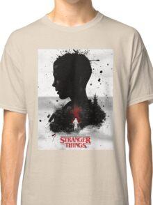 STRANGER THINGS Merchandise Classic T-Shirt
