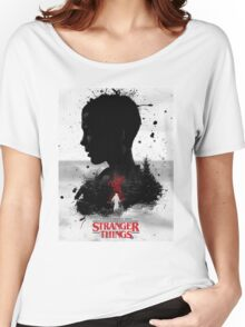 STRANGER THINGS Merchandise Women's Relaxed Fit T-Shirt