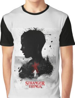 STRANGER THINGS Merchandise Graphic T-Shirt